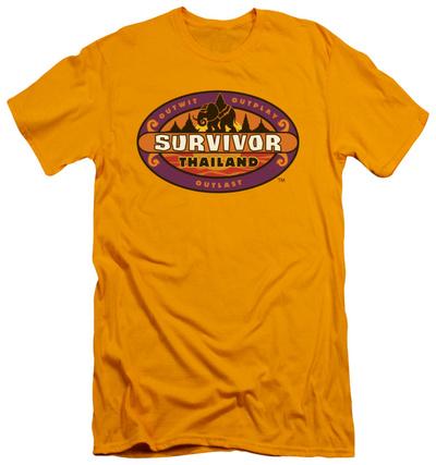 Survivor - Thailand (slim fit) Shirts