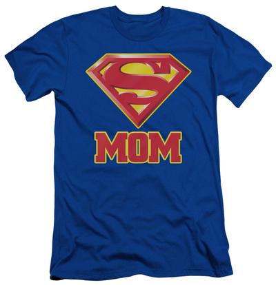 Superman - Super Mom (slim fit) T-Shirt