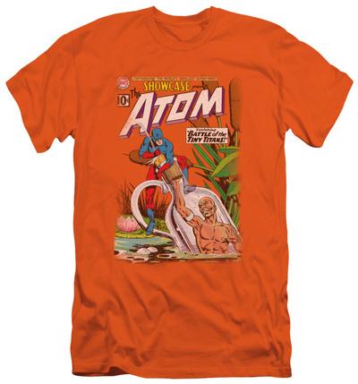 The Atom - Showcase No.34 Cover (slim fit) T-shirts