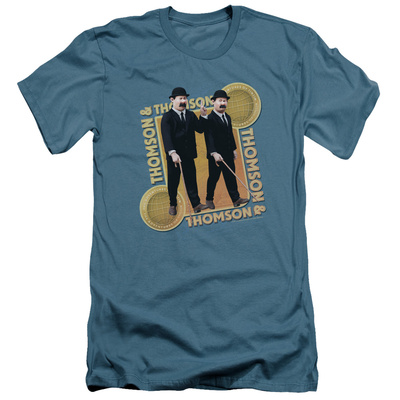 The Adventures of Tintin - Thompson & Thompson (slim fit) T-Shirt