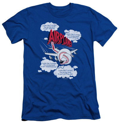 Airplane - Picked The Wrong Day (slim fit) T-Shirt