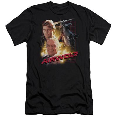 Airwolf - Airwolf (slim fit) Shirts