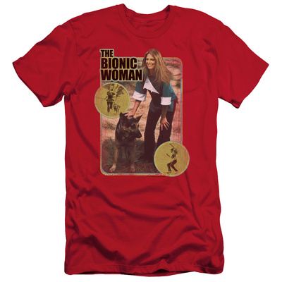 Bionic Woman - Jamie And Max (slim fit) Shirts