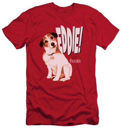Frasier - Eddie (slim fit) T-shirts