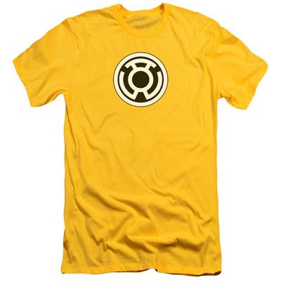 Green Lantern - Sinestro Corps Logo (slim fit) T-shirts