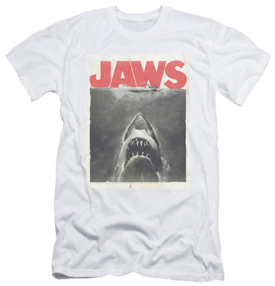 Jaws - Classic Fear (slim fit) Shirts