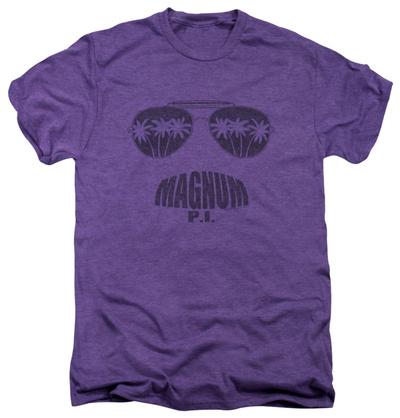 Magnum P.I. - Face It (premium) Shirts