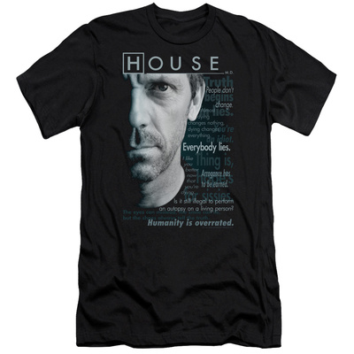 House - Houseisms (slim fit) Shirts