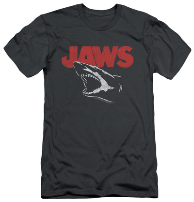 Jaws – Cracked Jaw (slim fit) Shirt