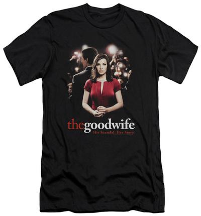 The Good Wife - Bad Press (slim fit) T-Shirt