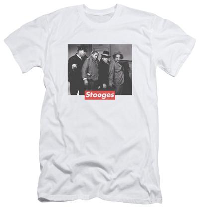 The Three Stooges - Supreme Rip (slim fit) Shirts