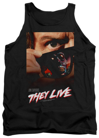 Tank Top: They Live - Poster Tank Top
