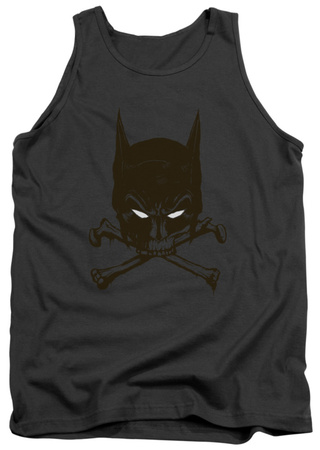 Tank Top: Batman – Bat And Bones Tank Top