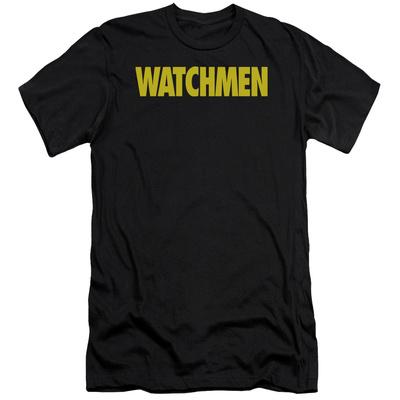 Watchmen - Logo (slim fit) T-shirts