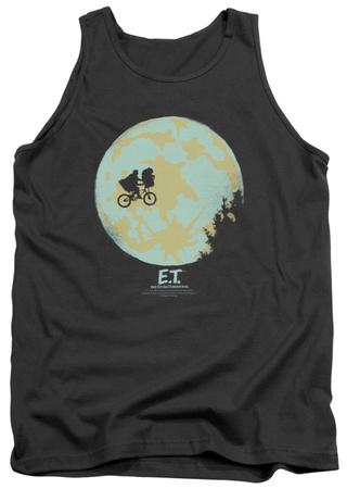 Tank Top: E.T. - In The Moon Tank Top