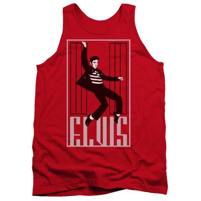 Tank Top: Elvis Presley - One Jailhouse Tank Top
