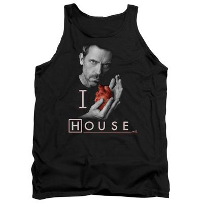 Tank Top: House - I Heart House Tank Top