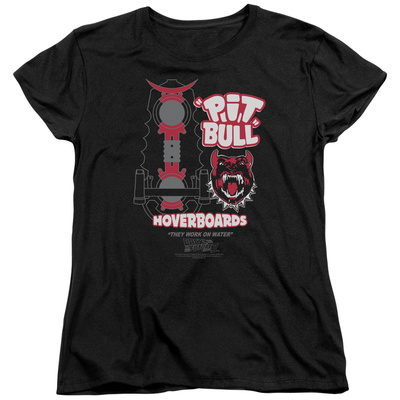 Pit Bull hoverboard t-shirt Back to the Future Day celebration Back to the Future 2 II