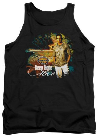 Tank Top: Survivor - Keep Hope Alive Tank Top
