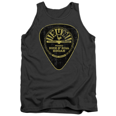 Tank Top: Sun Records - Guitar Pick Tank Top