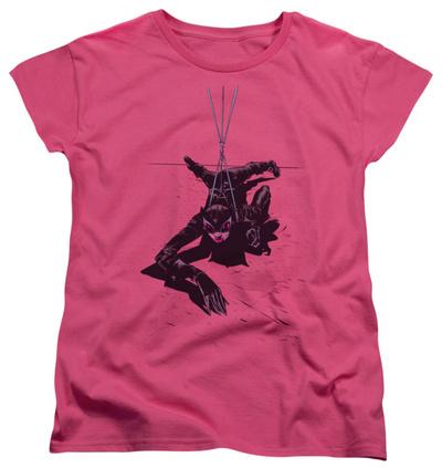 Womens: Batman - Catwoman Rope T-shirts
