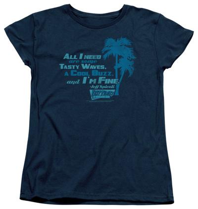 Womens: Fast Times at Ridgemont High - All I Need T-shirts