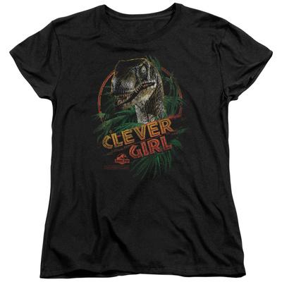 Womens: Jurassic Park - Clever Girl T-Shirt