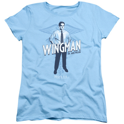 Womens: House - Wingman T-shirts