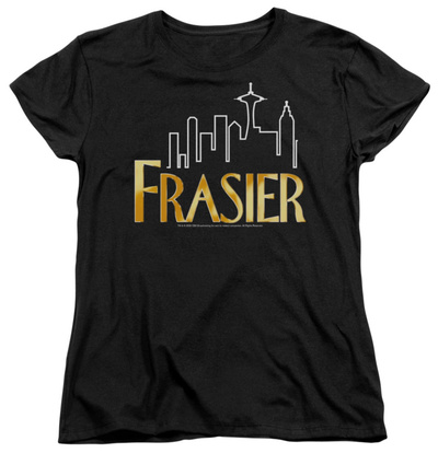 Womens: Frasier - Frasier Logo Shirt