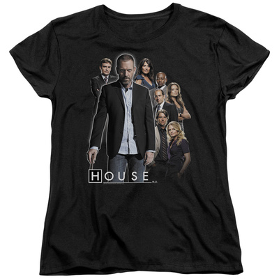 Womens: House - Crew Shirt