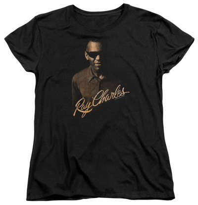 Womens: Ray Charles - The Deep T-shirts