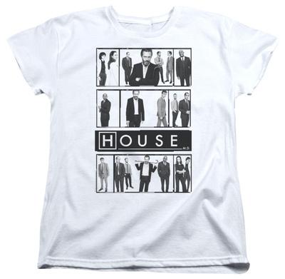 Womens: House - Film T-Shirt