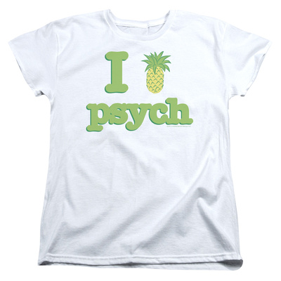 Womens: Psych - I Like Psych Shirt