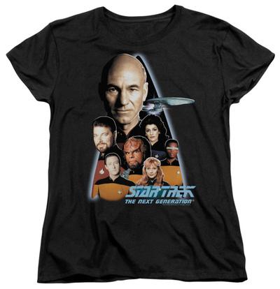 Womens: Star Trek - The Next Generation T-Shirt