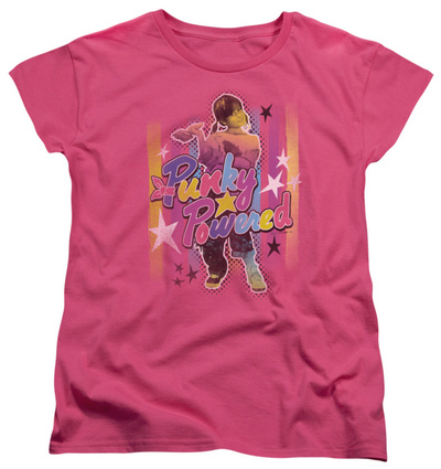 Womens: Punky Brewster - Punky Powered Shirts