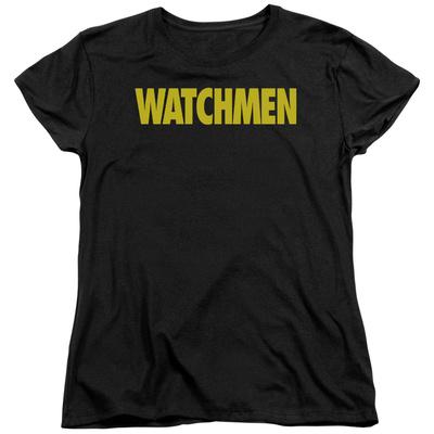 Womens: Watchmen - Logo Shirts