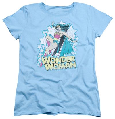 Womens: Wonder Woman - I'm Wonder Woman T-shirts