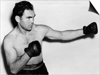 Max Schmeling Posters by Wm. C. Greene