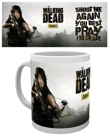 The Walking Dead - Daryl Mug Tazza