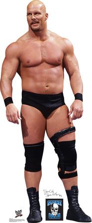 Stone Cold - WWE Lifesize Standup Cardboard Cutouts