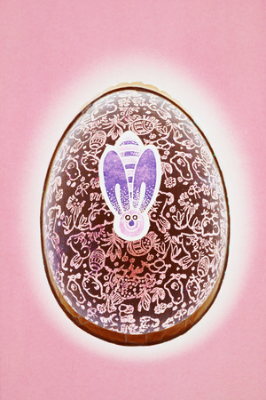 Easter Egg Photographic Print by Josh Westrich