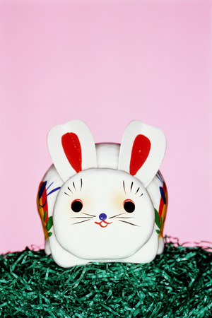 Easter Bunny Photographic Print by Josh Westrich