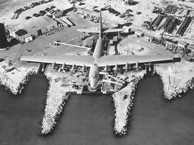 Spruce Goose Cruising Photographic Print