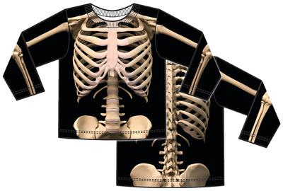 Toddler: Skeleton Costume Tee T-shirts