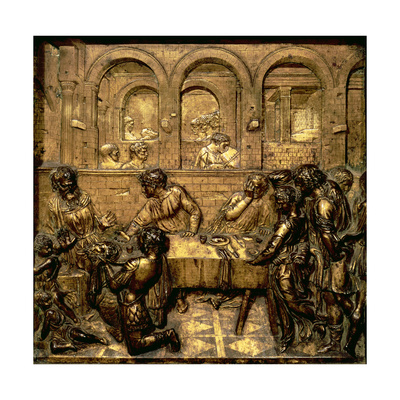 Herod's Feast Giclee Print by  Donatello