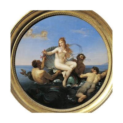 Galatea, 1819 Giclee Print by Giuseppe Bezzuoli