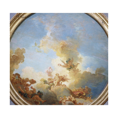 Triumph of Venus Giclee Print by Jean-Honoré Fragonard