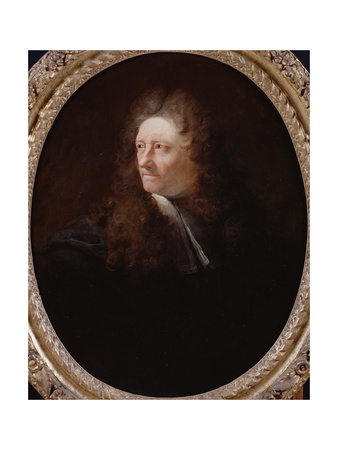 Portrait of a Magistrate Giclee Print by Robert Tournieres