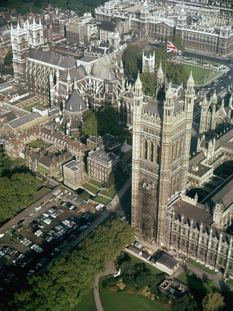 House of Lords Photographic Print by Charles Rotkin