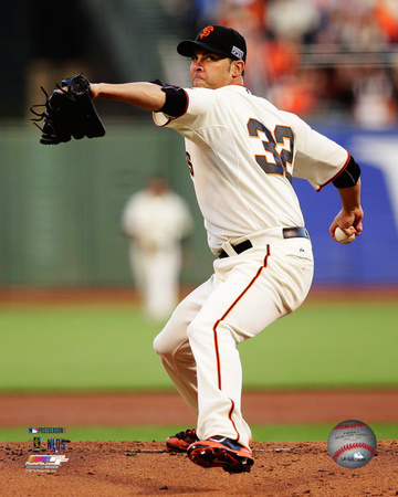 Ryan Vogelsong Game 4 of the 2014 National League Division Series Action Photo